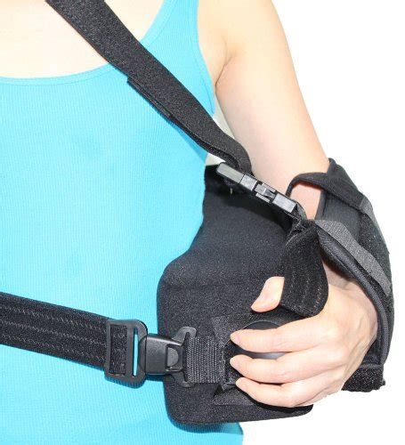Abduction Pillow Sling by Ita Med Arm Sling Shoulder Immobilizer With