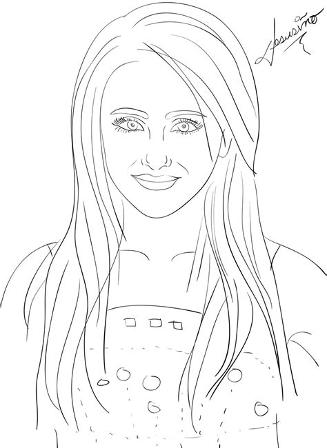 ariana grande coloring pages coloring coloring pages