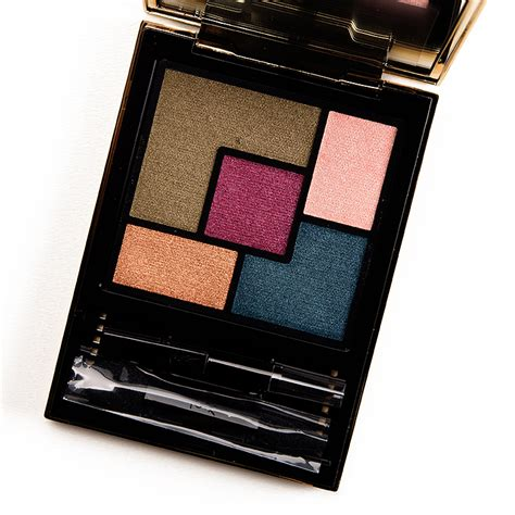 Eyeshadow Ysl ysl couture eyeshadow palette review photos swatches