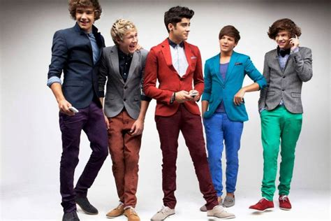 One Direction Wardrobe by One Direction Detection Chile Photoshoot 6