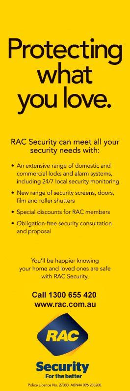 rac security alarm systems burglar alarms 832