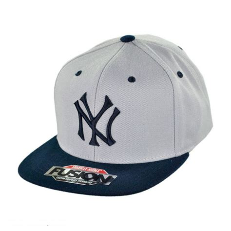 Baseball Cap american needle new york yankees mlb back 2 front snapback
