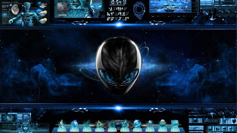 get themes pc alienware desktop by namesalreadyclaimed on deviantart