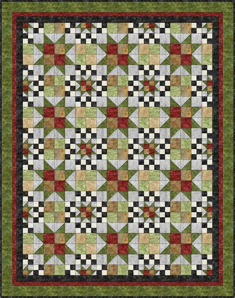 checkerboard galaxy quilt pattern bs2 308 advanced
