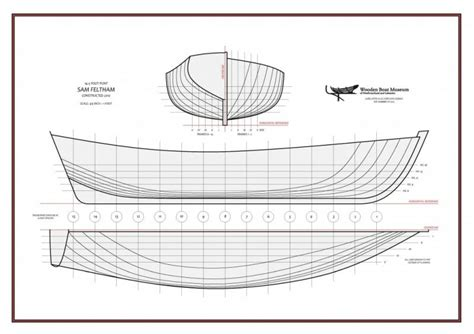 aluminum boats drawing boat plans drawings boats builders