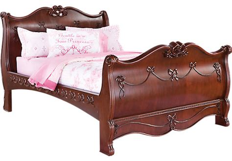 rooms to go princess bed sleigh beds house home