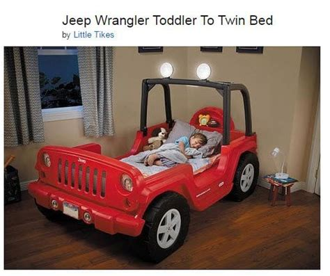 jeep bed little tikes 19 best tikes bed images on pinterest 3 4 beds child
