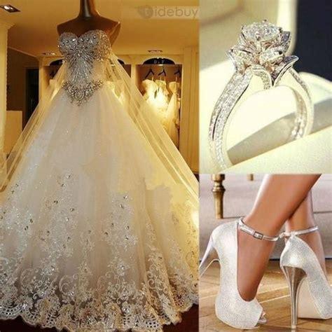 5 Fairytale wedding ideas