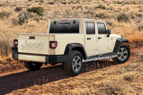 jeep comanche 2018 2019 jeep comanche first drive car models 2018 2019
