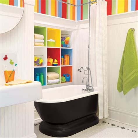 colorful bathroom ideas 30 colorful and fun kids bathroom ideas