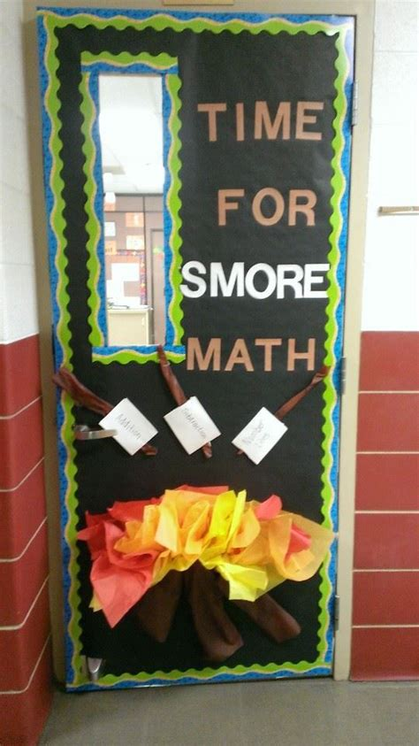 Math Decorations For Classroom by 25 Best Ideas About Math Door Decorations On