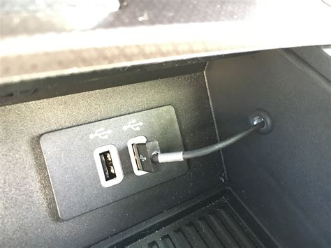 proclip usb cord route  sync  ford  forum community  ford truck fans