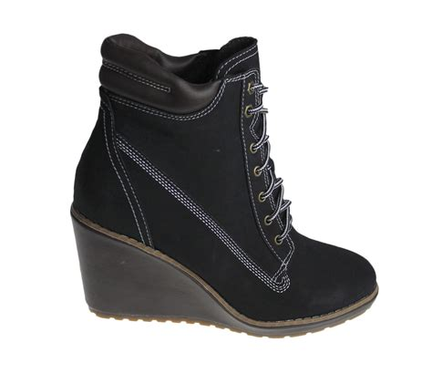 high heel desert boot womens wedge heel boots high top desert winter