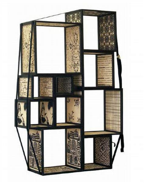 interesting bookshelves shelve it 15 more creative unique bookcases