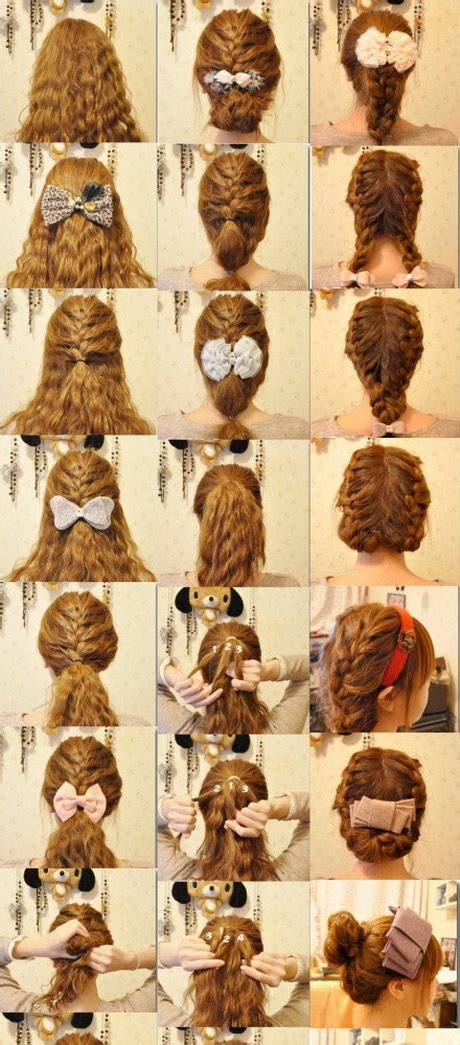 types of braides different braiding styles