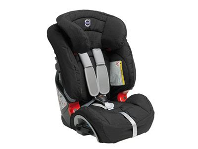 Volvo Car Seats by The Volvo Child Car Seat Range