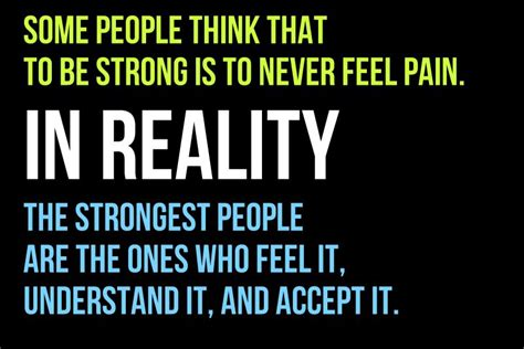 being strong quotes inspiring quote on being strong fighting through the pain