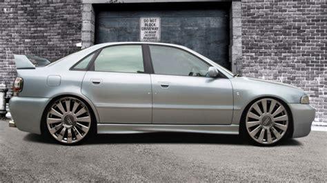 Audi A4 Seitenschweller by Audi A4 B5 Schweller Seitenschweller Abs Seitenleisten