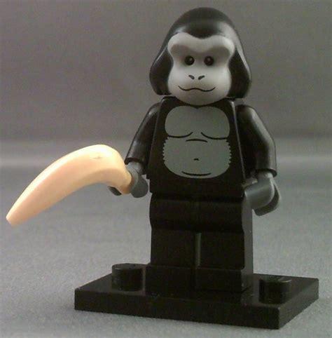 Lego Minifigure Series 3 Gorilla Suit lego minifigure series 3 review gorilla suit jestergoblin