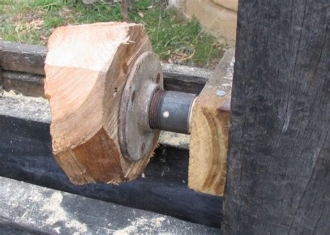 Work With Wood Homemade Wood Lathe Chuck