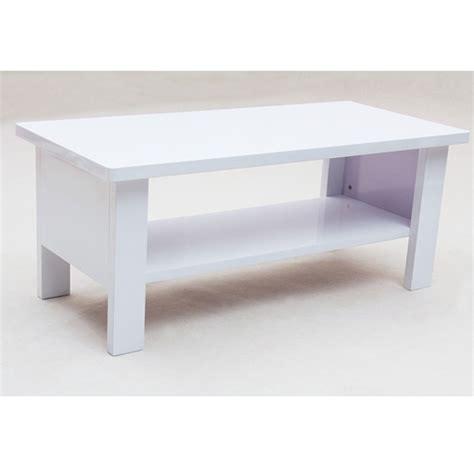 peru rectangular high gloss coffee table 14964 furniture in