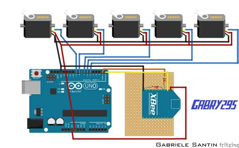 tutorial arduino robotic hand how to make a remote controlled robotic hand with arduino