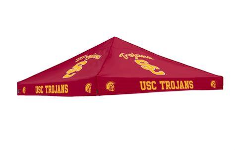 usc gymnastics mats usc team color canopy