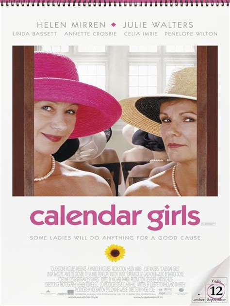 Calendar Gorls The Austen Club My Fave Non Period
