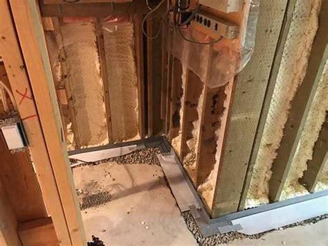 doug lacey s basement systems basement waterproofing