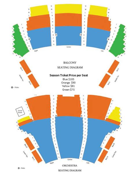 Grand Opera House Seating Plan Macon Symphony Orchestra Season Tickets
