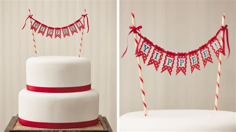 Decorating Ideas With Crepe Paper Streamers Birthday Cake Toppers Hallmark Ideas Amp Inspiration