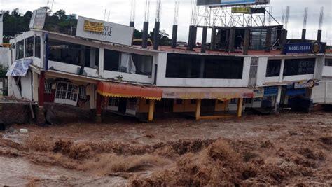 con 53 millones de pesos a 15000 damnificados por las inundaciones de las aseguradoras calculan que las p 233 rdidas por ingrid y