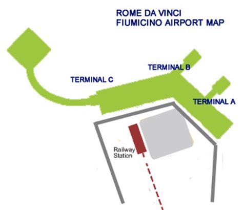 davinci official website leonardo da vinci fiumicino airport map terminal a b c