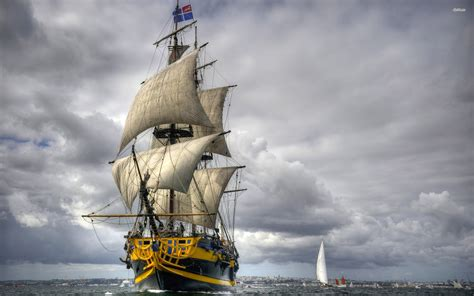 classic navy wallpaper tall ship wallpaper hd wallpapersafari