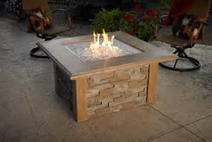 Tabletop Firepit Firepit Table Square Burner