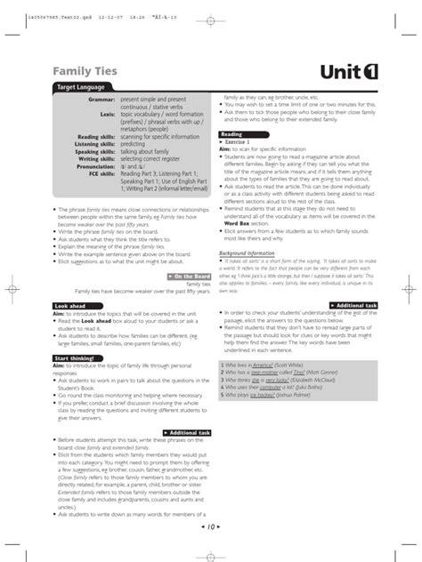 libro gateway 2nd edition b2 laser b1 teacher s book question vocabulary