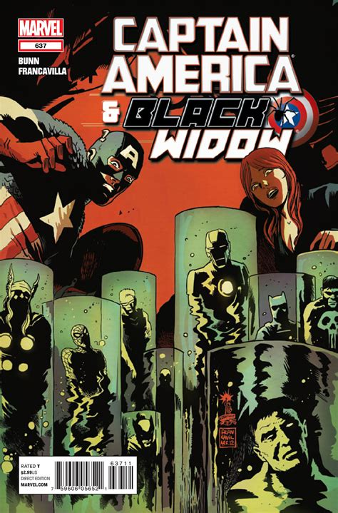 Captain In Black captain america and black widow vol 1 637 marvel database fandom powered by wikia