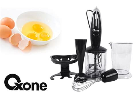 Blender Daging Oxone blender tangan stik oxone ox 292 ox141 handblender pencincang daging 3in1 chopper juicer mini