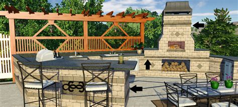 outdoor kitchen design software structure studios software updates tips and tricks for