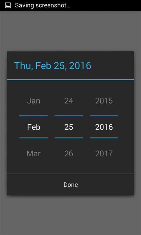 format date android create datepickerdialog in android exle with
