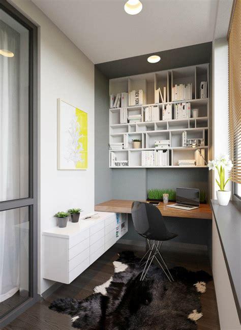 idee bureau pour petit espace 26 id 233 es de bureaux suspendus le meuble tr 232 s pratique