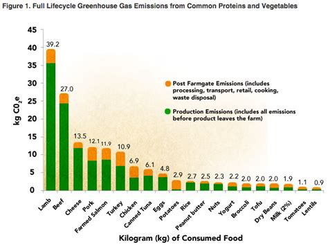7 Ways To Cut Your Carbon Emissions by Study Going Vegetarian Can Cut Your Food Carbon Footprint