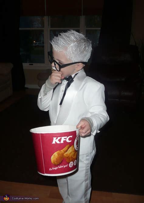 colonel sanders halloween costume photo