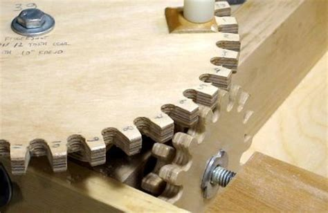 Create Woodworking Plans Online how to make wooden gears
