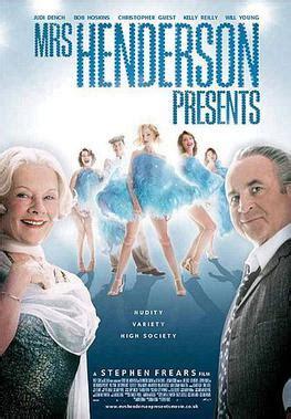 mrs henderson presents 2005 posters traileraddict mrs henderson presents wikipedia