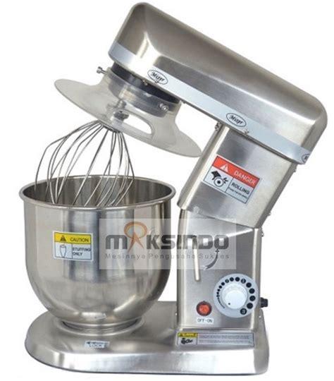 mesin mixer planetary 10 liter stainless ssp 10 toko
