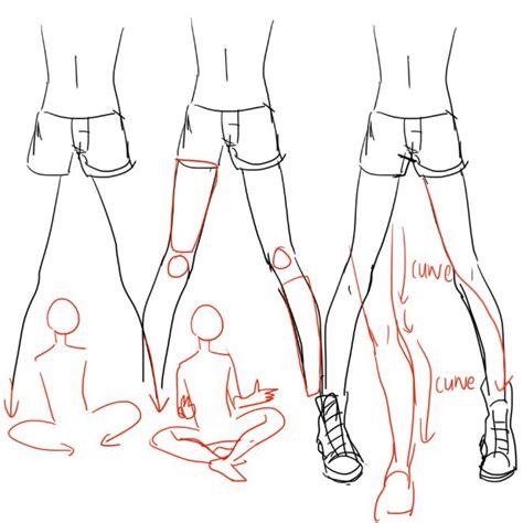 Drawing Legs by Drawing Crossed Legs Related Keywords Drawing Crossed