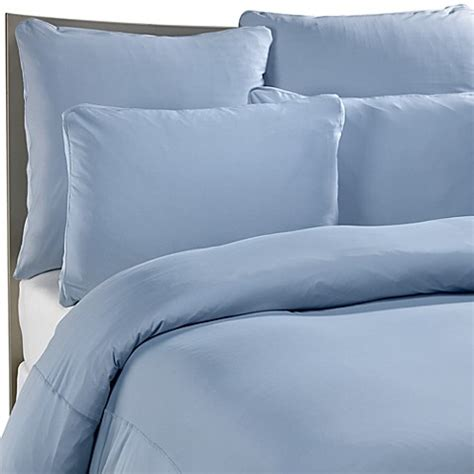 sheex bed sheets sheex 174 performance bedding duvet cover set in glacier