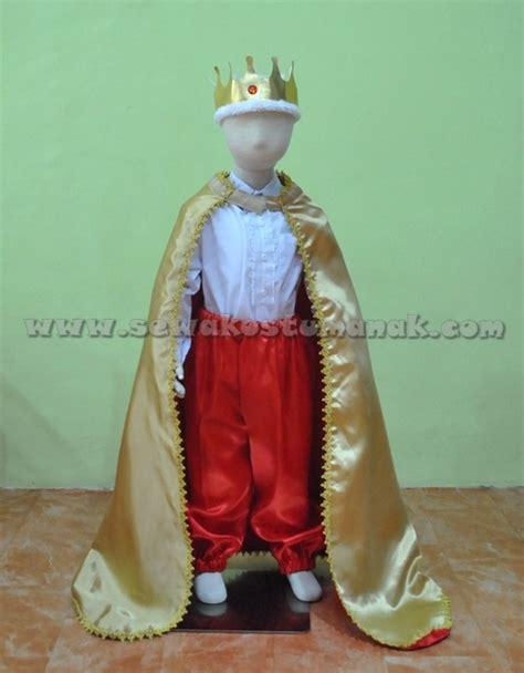 Baju Pengakap Raja kostum raja anak baju pangeran sewa kostum anak jakarta dan indonesia