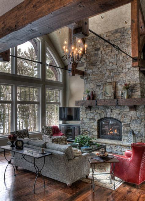 rustic home decorating ideas living room 15 rustic living room designs 2015 warm cozy winter wooden home decor heat rustic fireplace